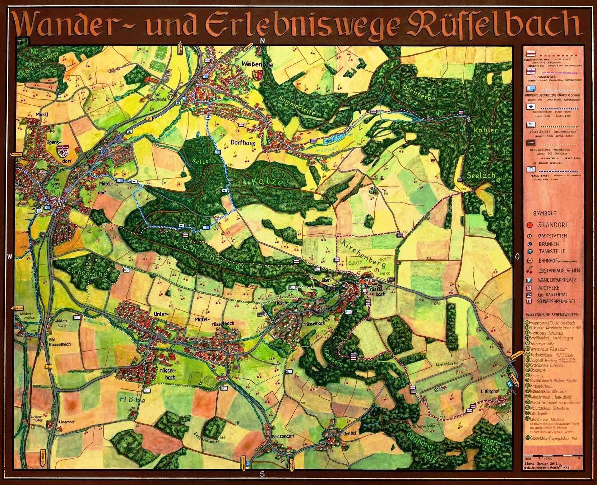 markt igensdorf gemeinde